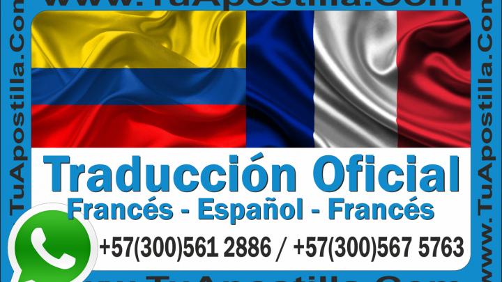 Traducción-Oficial-Francés-Español
